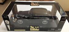 THE GODFATHER,1940 Cadillac Fleetwood Series 75, Jada,1/18, 1 Figure, Rare,NIB.