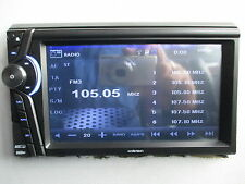 Andersson CRA 2.5 Radio 2 Din AUX USB LCD Monitor Touch