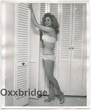 NAJA KARAMURU Latin Burlesque Dancer Nude Model 1960 ORIGINAL 8x10 Photo 1897