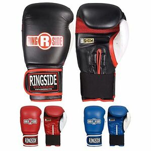 New Ringside Boxing MMA Kickboxing Gel Shock 12oz Super Bag Gloves - GELSBG
