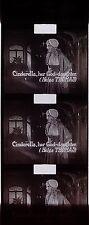 'Cinderella' 9.5mm B&W Silent Cine Film COMPLETE on 2 Reels