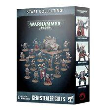 Warhammer START COLLECTING! GENESTEALER CULTS New