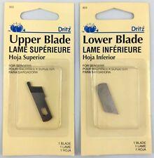 Serger Upper + Lower Knife Blade Toyota Model 6600, 6700 Dritz