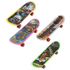 Mini 4 Pack Finger Board Tech Deck Truck Skateboard Toy Gift Kids Children  O5Z7