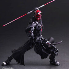 "Star Wars Variant Play Arts Kai Darth Maul Statue Action Figure 10"" PVC CHN Toy"