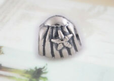 Authentic Pandora Charm bead silver 790972 sea shell ocean beach