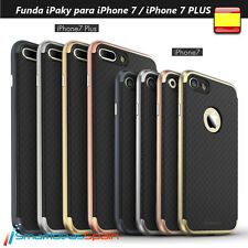 FUNDA IPHONE 7 / 7 PLUS IPAKY CASE CARCASA BUMPER NEO HYBRID TPU APPLE PANTALLA