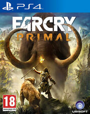 Far Cry Primal PS4 Playstation 4 IT IMPORT UBISOFT