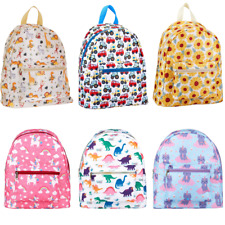 Sass & Belle Boys Girls Backpack Rucksack School Nursery Travel Bag