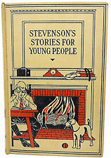 Stories For Young People Robert Louis Stevenson J. H. Sears & Co. ca. 1920 Nice!