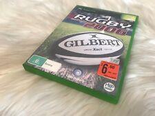 Rugby Challange 2006 Microsoft Xbox