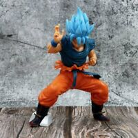 New Dragon Ball Z Super Saiyan God Goku Figure Toy