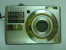 Panasonic Lumix DMC-LS70 7.2MP Digital Camera with 3x Image Stabilized Zoom