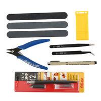 strumenti di base set di attrezzi per kit di costruzione di modelli di