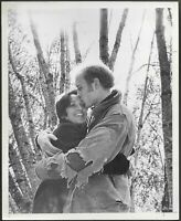 ~ Joan Baez David Harris Original 1970 Stamped Press Promo Photo