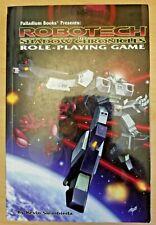Robotech: The Shadow Chronicles Sourcebook (Palladium RPG, small/manga printing)