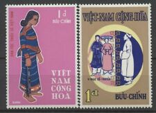 No: 76154 - VIETNAM - LOT OF 2 OLD STAMPS - MNH!!