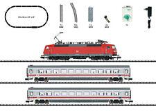 Minitrix InterCity Elok BR120, 2. Klasse der Deutsche Bahn Startpackung, N Spur (11150)