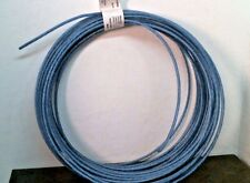 Hillman 123188 Galvanized Ground/Clothesline Wire, 50 ft. Blue Coating