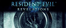 Resident Evil Revelations PC Steam Code Key NEW Download Game Fast Region Free