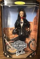 Harley Davidson MotorCycle Collectable Barbie