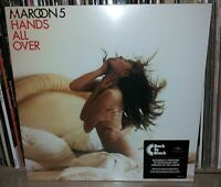 MAROON 5 - HANDS ALL OVER  - LP