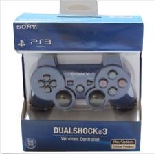 Hot New Original OEM Sony PS3 Double shock Wireless Dualshock SIXAXIS Controller