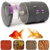 Alimentatore automatico temporizzato per pesci acquario per animali domestici