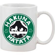 HAKUNA MATATA STARBUCKS MUG LION KING INSPIRED