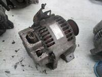 TOYOTA RAV4 PETROL 2.0 ENGINE VVTI ALTERNATOR 27060-28110  2000-2005