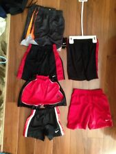 choice NIKE Boys Toddler Athletic Basketball Shorts Sz 3-6months,24months,4 NEW