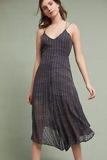 HD In Paris Anthropologie Harbor Printed Jumpsuit Romper Dress S/M New 191816 US