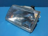 Genuine Vauxhall Nova 1992 Head Lights Lamps Passenger Left Side