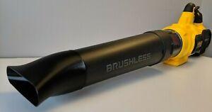 Dewalt 60V Flexvolt Leaf Blower Flat Nozzle , Tip  - DCBL772X1