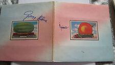 THE ALLMAN BROTHERS SIGNED X2 - EAT A PEACH LP RECORD ALBUM GREGG-JAIMOE !!!!!!!