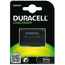 Duracell DR9706A 7.4v  Replacement Digital Camcorder Battery For Sony NPFV50
