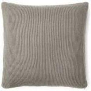 Ralph Lauren Rib-Knit TWO Decorative Pillows