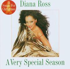 Diana Ross - A Very Special Season - UK CD album 1994