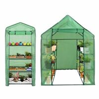 Portable Mini  Plants Flower Greenhouse Warm House Garden For Outdoor Indoor