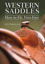Western Saddles (DVD) by Joyce Harman, DVM - Brand New Sealed DVD
