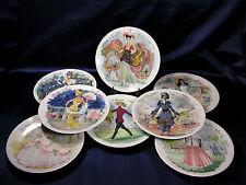 Vintage Plates Limoges D'Arceau Collectors (8)