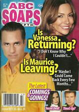 ABC Soaps In Depth October 24 2006 Maurice Benard Vanessa Marcil Steve Burton