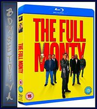 THE FULL MONTY - Robert Carlyle & Mark Addy *BRAND NEW BLURAY**