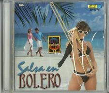 Salsa En Bolero Latin Music CD