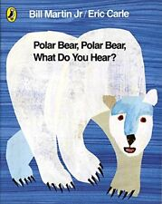 Polar Bear, Polar Bear, What Do You Hear? by Eric Carle | Hardcover Book | 97801