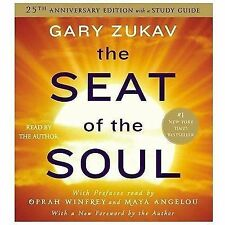 The Seat of the Soul: 25TH Anniversary Edition, Zukav, Gary