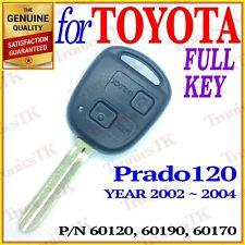 FOR TOYOTA PRADO 120 - REMOTE KEY TRANSPONDER - YEAR 2002 - 2004
