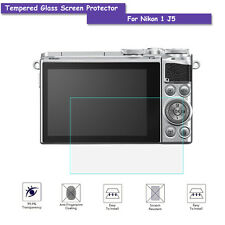 9H Tempered Glass Screen Protector Film for Nikon 1 J5 Camera Accessories