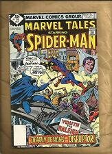 Marvel Tales #96 1978 reprint Amazing Spider-Man 117 signed Conway Marvel Comics