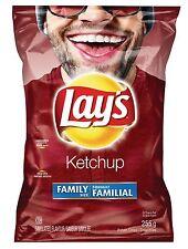 Frito Lays Potato Chips, Ketchup, 255 Grams/8.99 Ounces